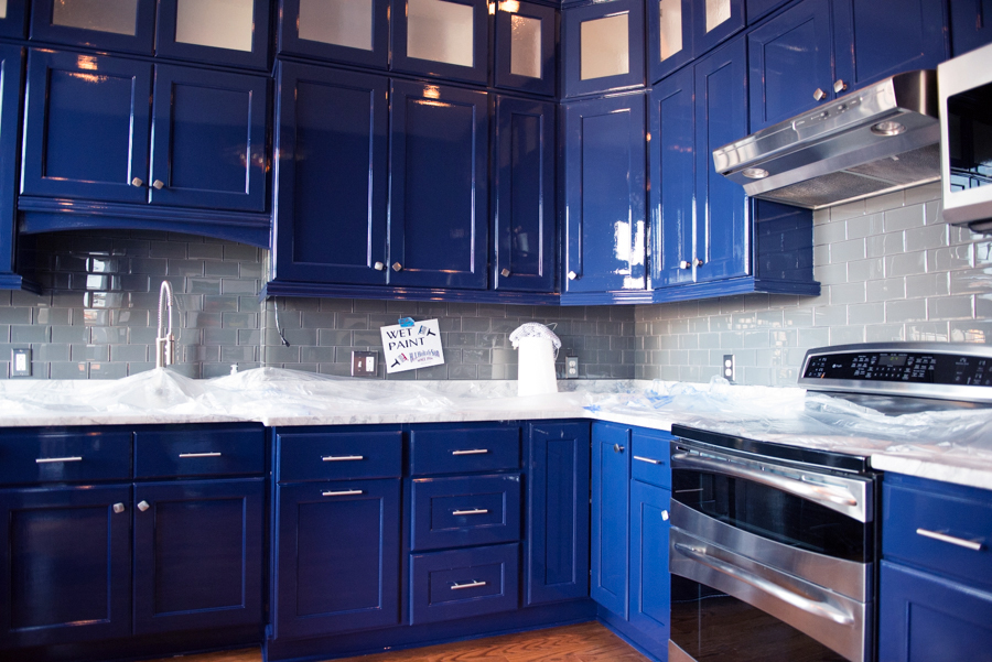 Kicking It Up a Notch With High Gloss Paint | Fine Paints of ...