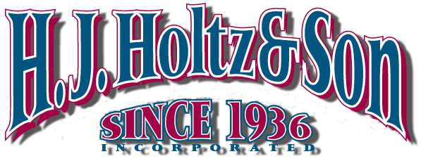 H.J. Holtz and Son Logo