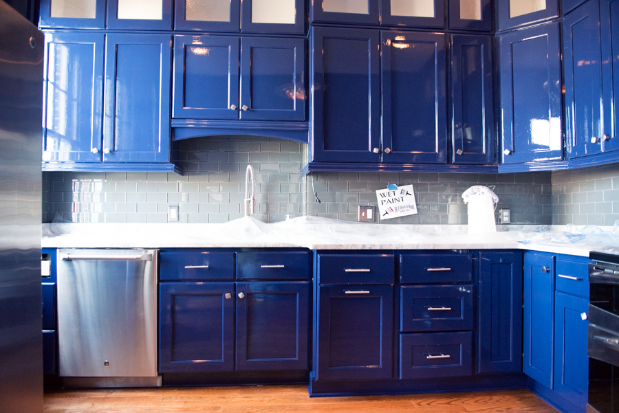 Blue Cabinets Every Kitchen